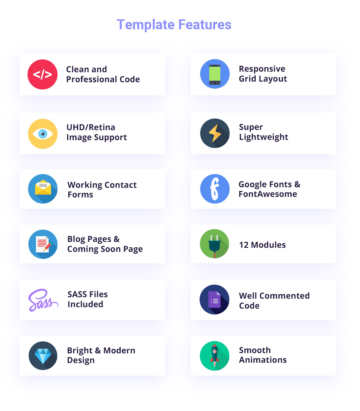 Applify - App Landing & Showcase HTML Template